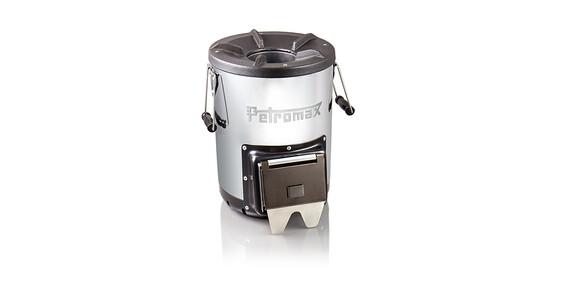 Petromax estufa cohete - Horno - fs 33 Plateado